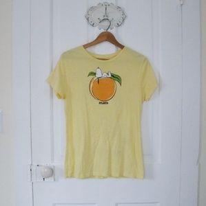 Snoopy Atlanta shirt